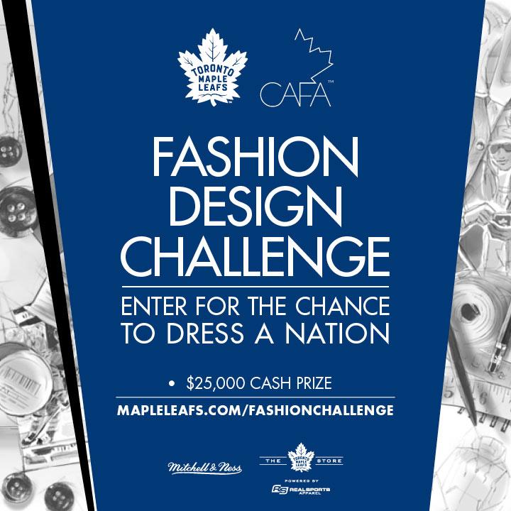 Leafs Fashion Design Challenge